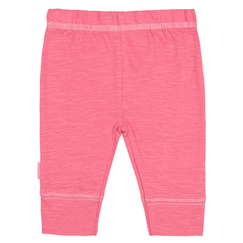Baby Pop Capri Legging | Rose