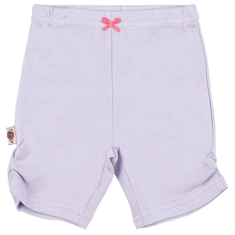 Rose Garden Short Leggings Lilac