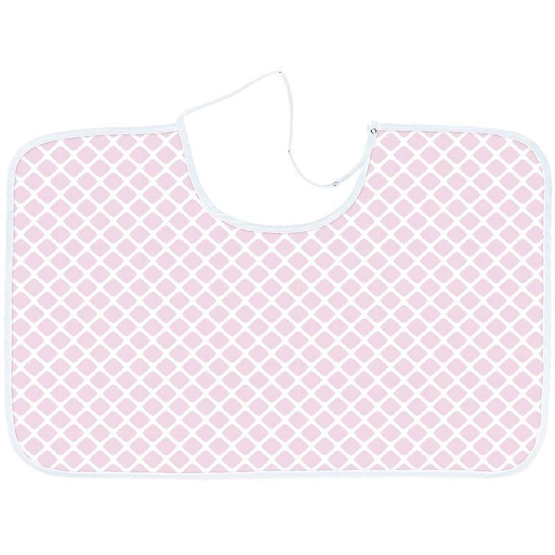 Nursing Canopy Lattice Pink