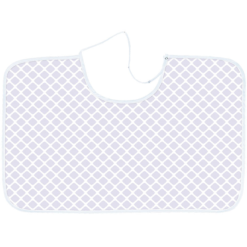 Nursing Canopy Lattice Lilac