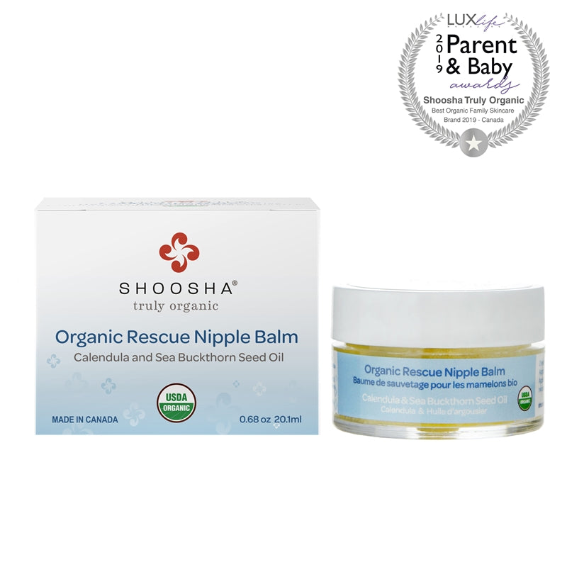 Shoosha Rescue Nipple Balm