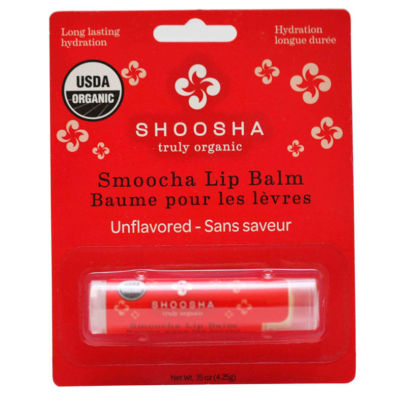 Shoosha Smoocha Lip Balm - Unflavored