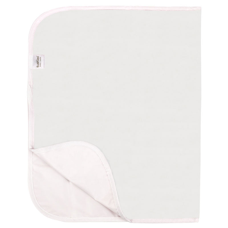 Organic Change Pad | White