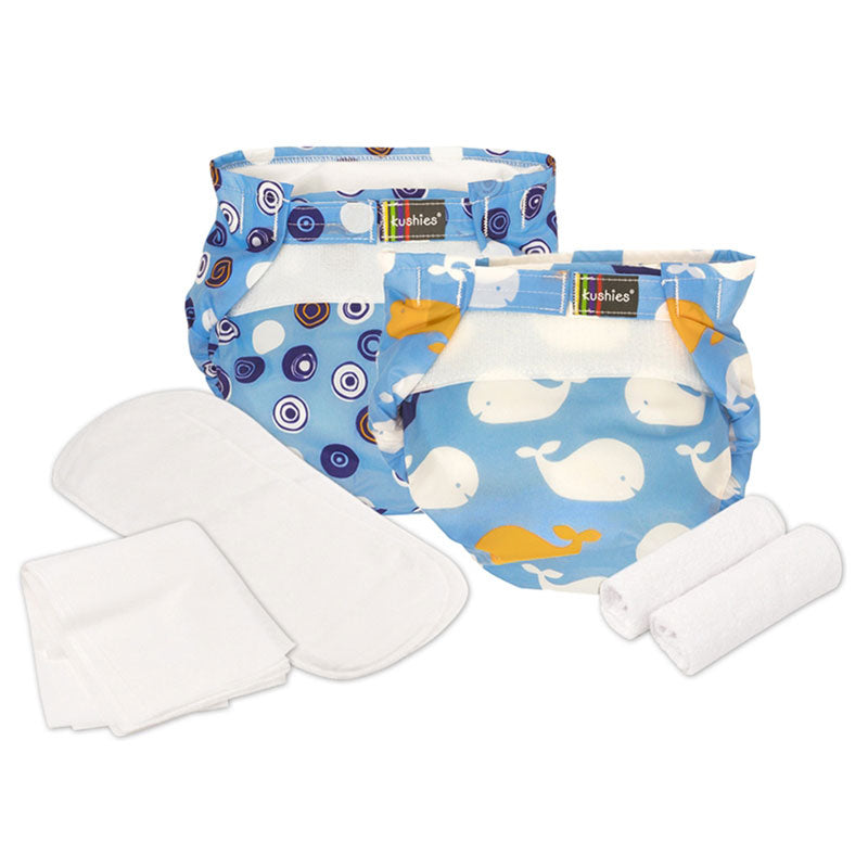 Ultra-Lite Infant Diaper Trial Pack Boy