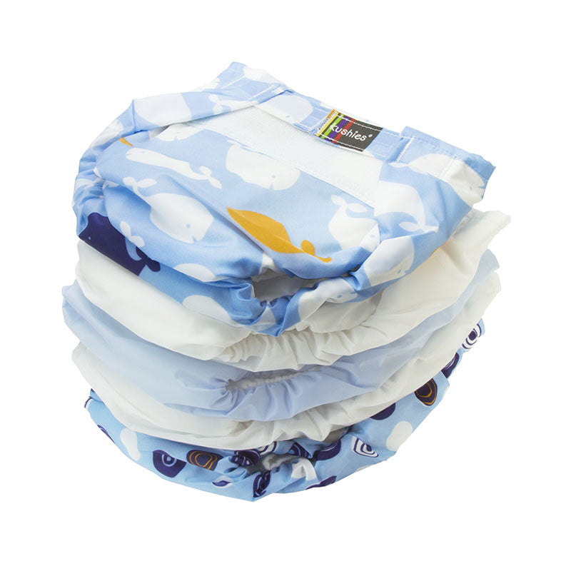 Ultra-Lite Diaper 5-Pack Boy