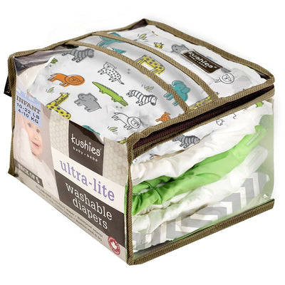 Ultra-Lite Diaper 5-Pack Neutral