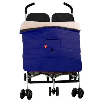 Blue Banana | Double Stroller Blanket