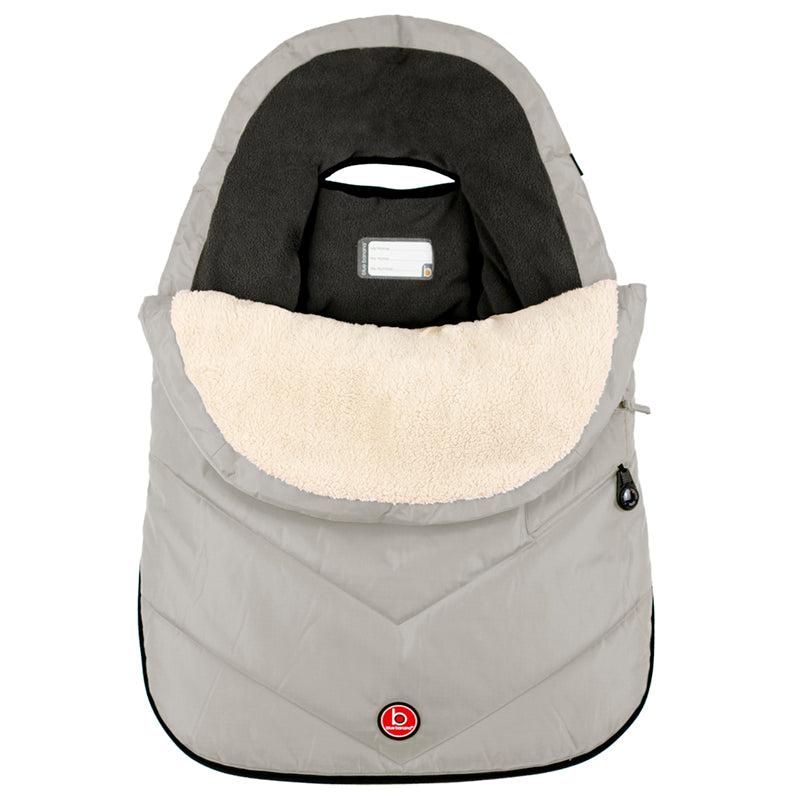 Blue Banana Urban Pod | Grey