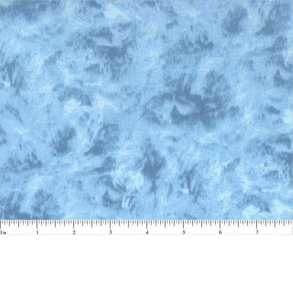 "108"" Illusions Quilt Backing - Light Blue - ineedfabric.com"