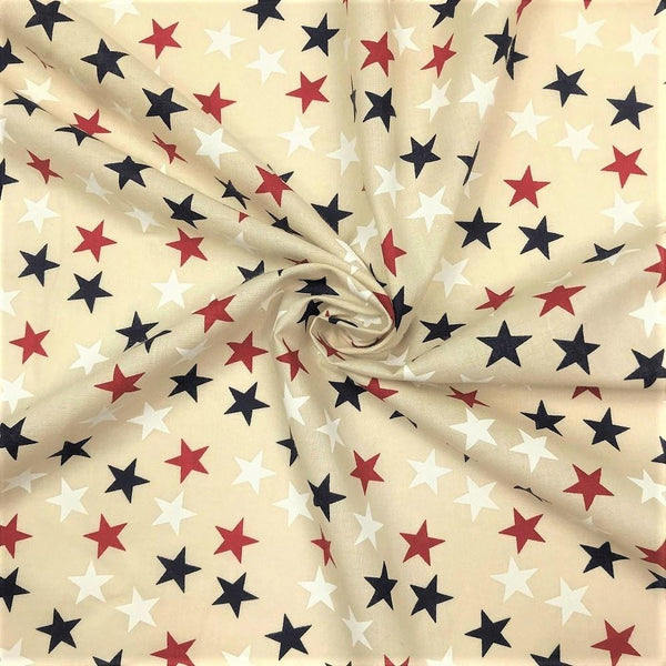 "108"" Large Stars Quilt Backing - ineedfabric.com"