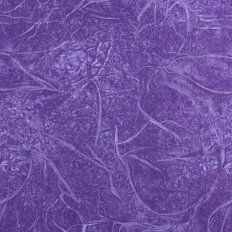 "108"" Quilt Backing, Branches Fabric - Purple"