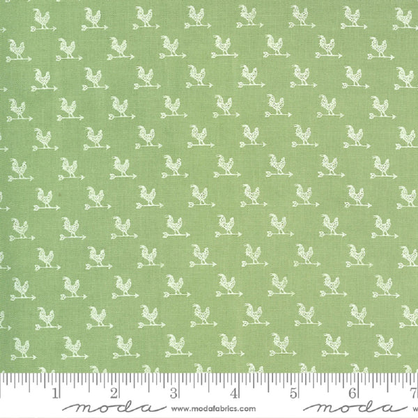 Moda, Weathervane Fabric - Meadow