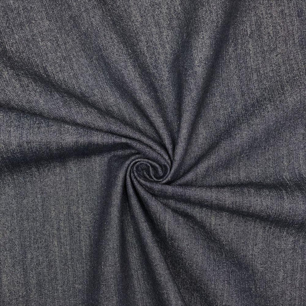"60"" Dark Blue Denim Fabric, 22oz - ineedfabric.com"