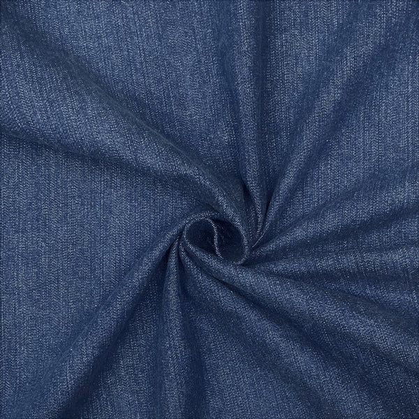 "60"" Soft Denim Fabric, 22oz - ineedfabric.com"