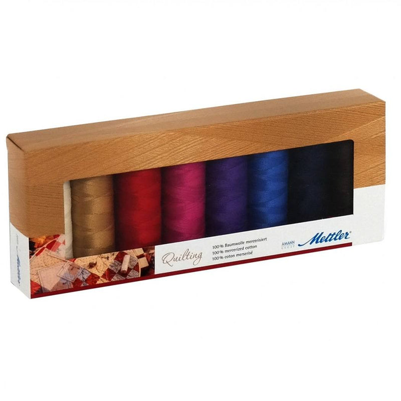 Art Silk Finish Cotton Thread Kit - ineedfabric.com