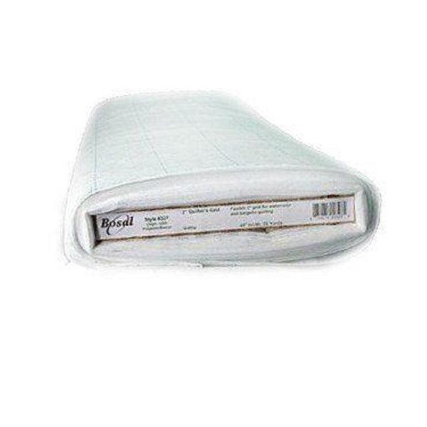 "Bosal Quilter's 2"" Grid Fusible Interfacing - 48"" - ineedfabric.com"
