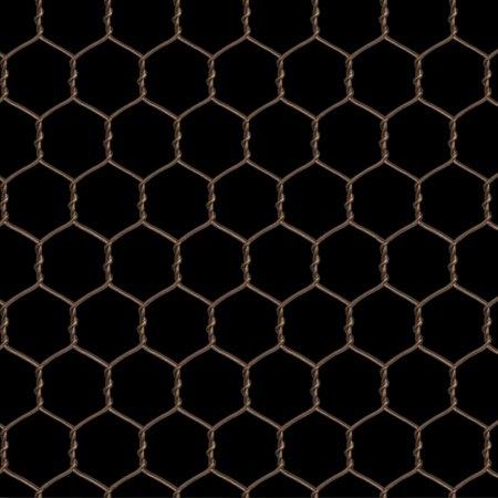 Chicken Wire Fabric, Elizabeth's Studio - Black - ineedfabric.com