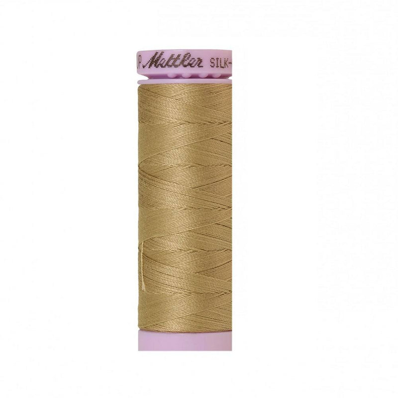 Dark Rattan Silk-Finish 50wt Solid Cotton Thread - 164yd - ineedfabric.com