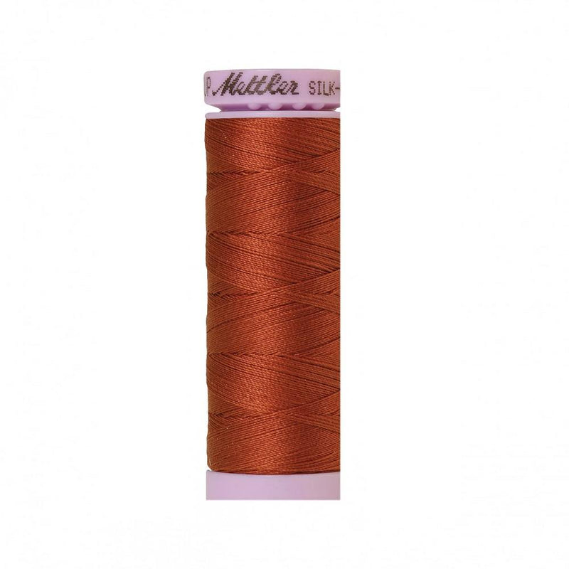 Dirty Penny Silk-Finish 50wt Solid Cotton Thread - 164yd - ineedfabric.com