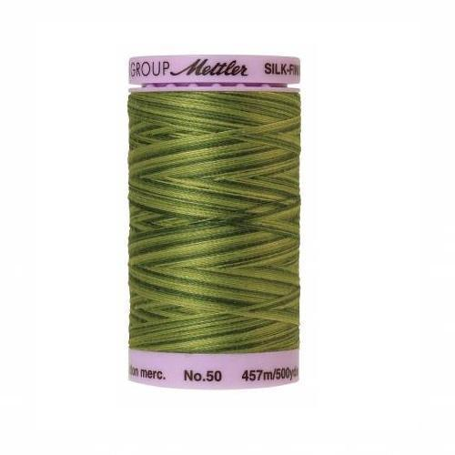 Ferns Silk-Finish 50wt Variegated Cotton Thread - 500yds - ineedfabric.com