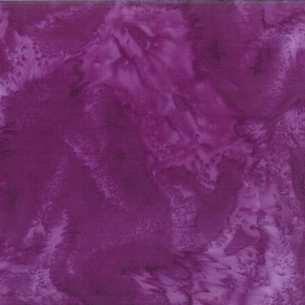Hoffman, Bali Watercolors Batik Fabric - Purple - ineedfabric.com