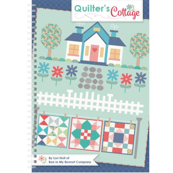 It's Sew Emma Quilter's Cottage Book - ineedfabric.com