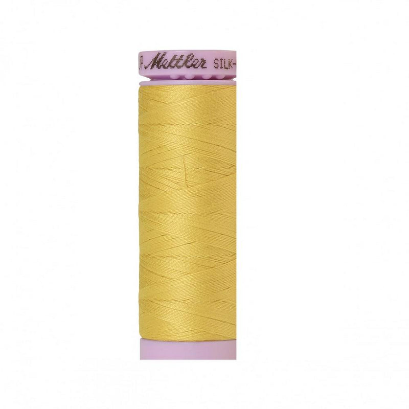 Lemon Peel Silk-Finish 50wt Solid Cotton Thread - 164yd - ineedfabric.com