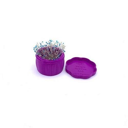 Magnetic Pin Cup - Berry - ineedfabric.com