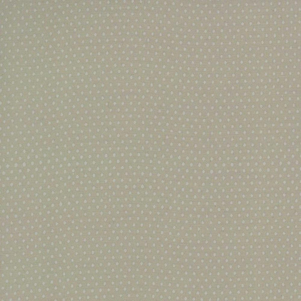 Mini Dots Fabric - Cream - ineedfabric.com