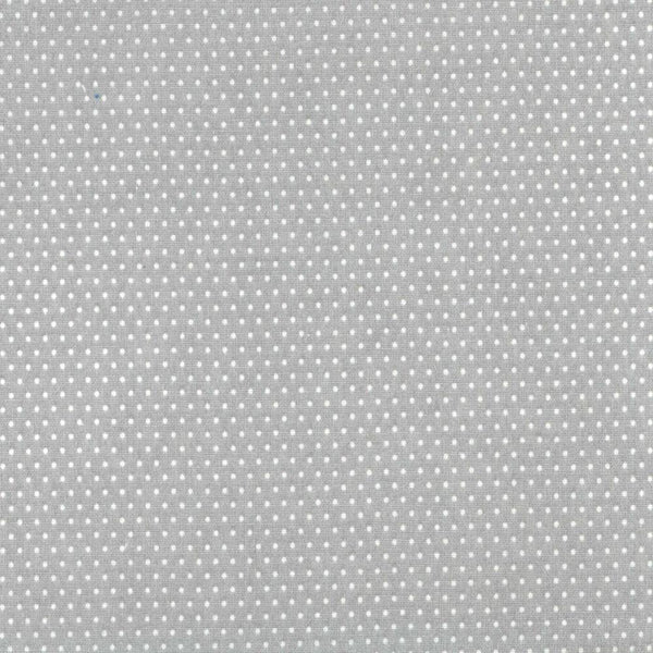 Mini Dots Fabric - Gray - ineedfabric.com