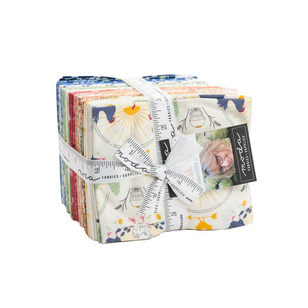 "Moda, Break Of Day Fat Quarter Bundle - 18"" x 21"" - ineedfabric.com"