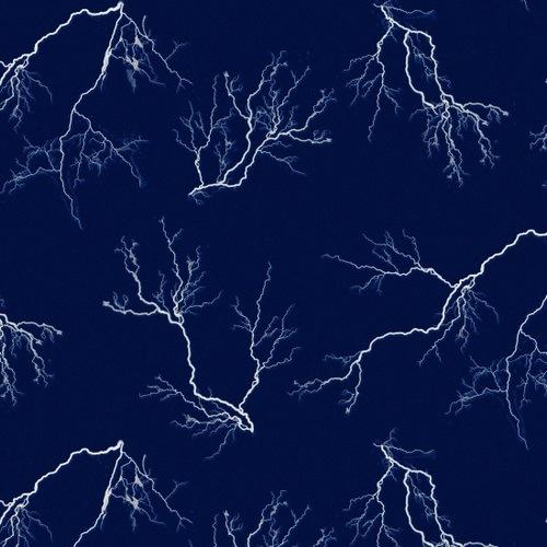 Natural Treasures, Lightning Sky Fabric - ineedfabric.com