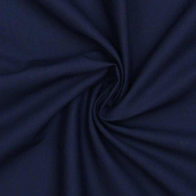 Navy, Moda Bella Solids Fabric - ineedfabric.com