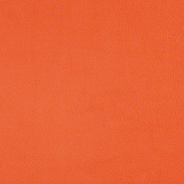 Polar Fleece Fabric 60in - Orange - ineedfabric.com