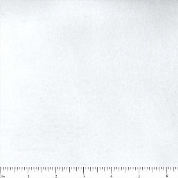 Polar Fleece Fabric 60in - White - ineedfabric.com