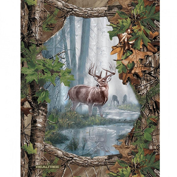 "Realtree Heritage Proud Panel - 36"" - ineedfabric.com"