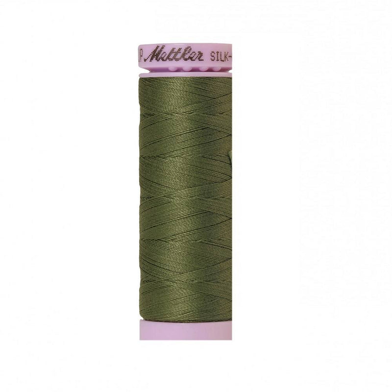 Seagrass Silk-Finish 50wt Solid Cotton Thread - 164yd - ineedfabric.com