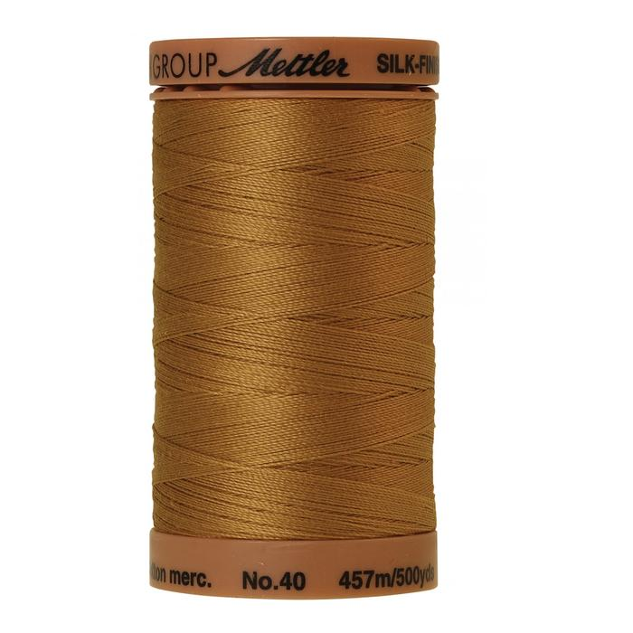 Sisal Silk-Finish 40wt Solid Cotton Thread - 500yds - ineedfabric.com