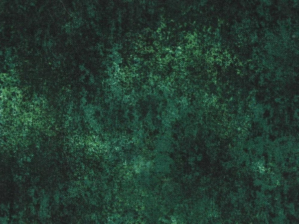 Smudge of Color Fabric - Hunter Green - ineedfabric.com