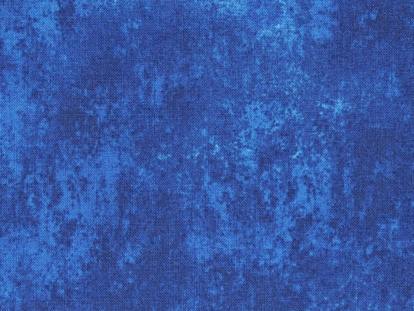 Smudge of Color Fabric - Royal Blue - ineedfabric.com