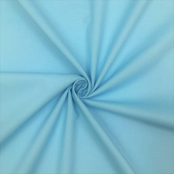 Supreme Solids, Bright Blue Fabric - ineedfabric.com