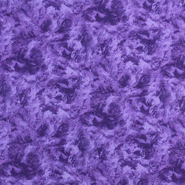 The Gallery, Illusions, Majestic Purple Fabric - ineedfabric.com