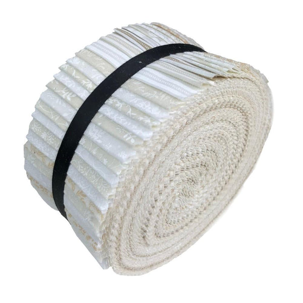 Tone on Tone Fabric Rolls - 40 Strips - ineedfabric.com