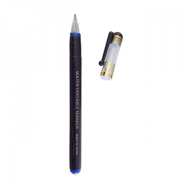Water Erasable Extra Fine Point Blue Pen - ineedfabric.com