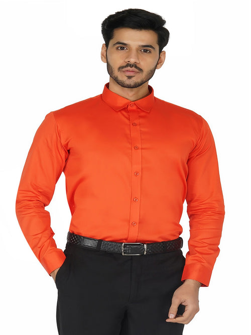 New York Carrot Cotton Shirt Code-1224