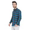 Men's Casual Check Cotton Shirt Code-1028 - Tooley Shirts