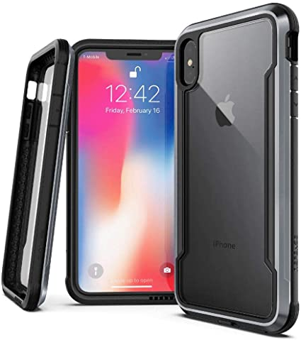 custodia iphone xs max 6.5 pollici