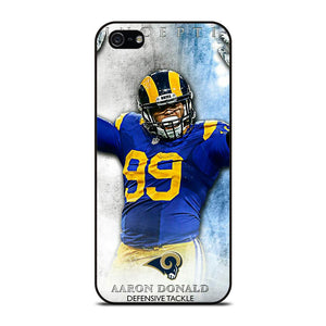 AARON DONALD RAMS Cover iPhone 5 / 5S / SE