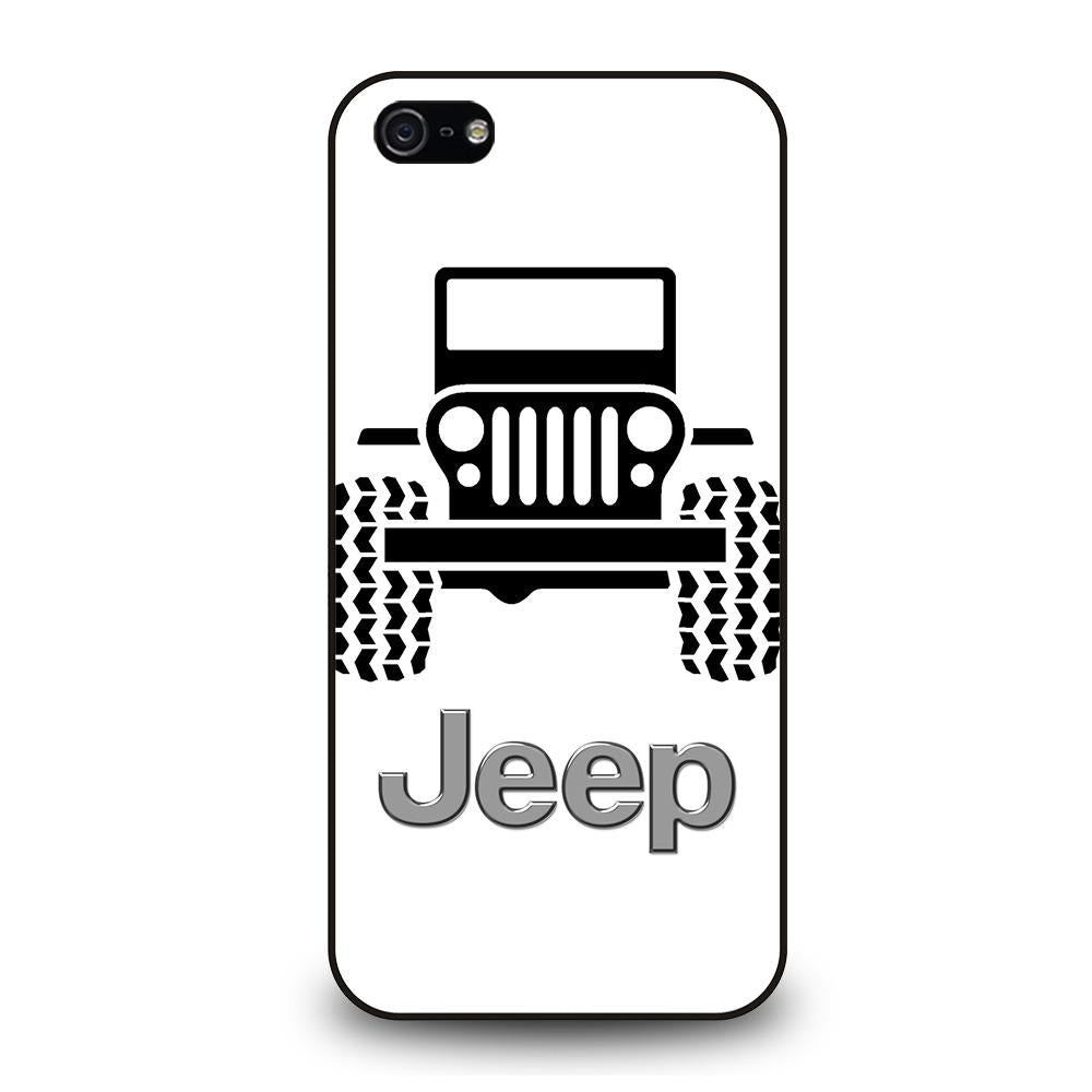 ABSTRACT JEEP Cover iPhone 5 / 5S / SE