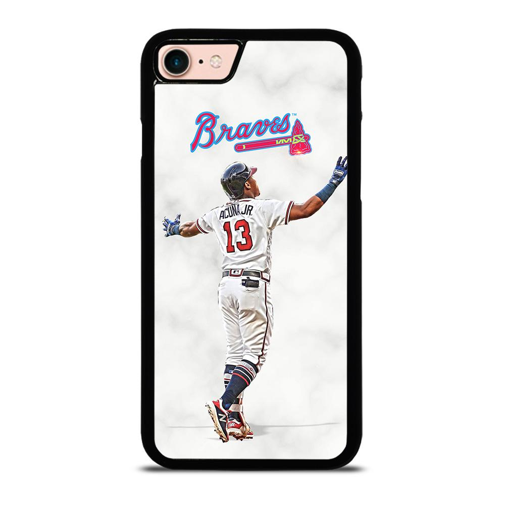 ACUNA JR ATLANTA BRAVES custodia cover iPhone8